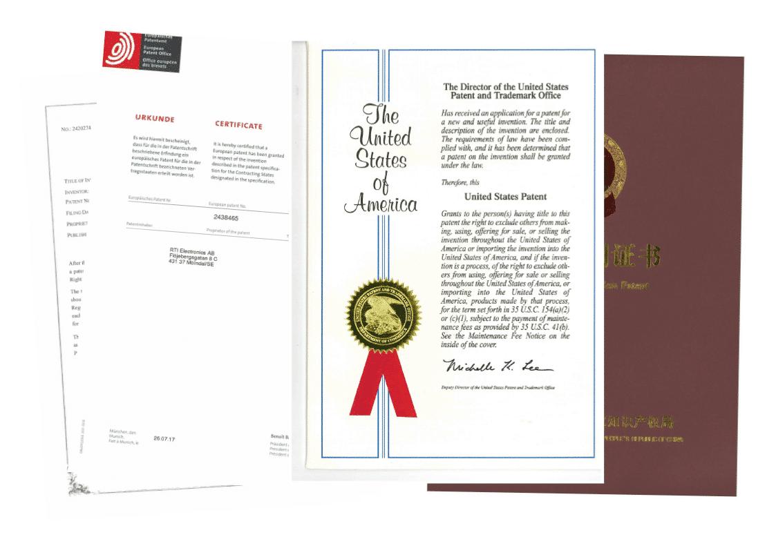 Patent RTI CT Dose Profiler