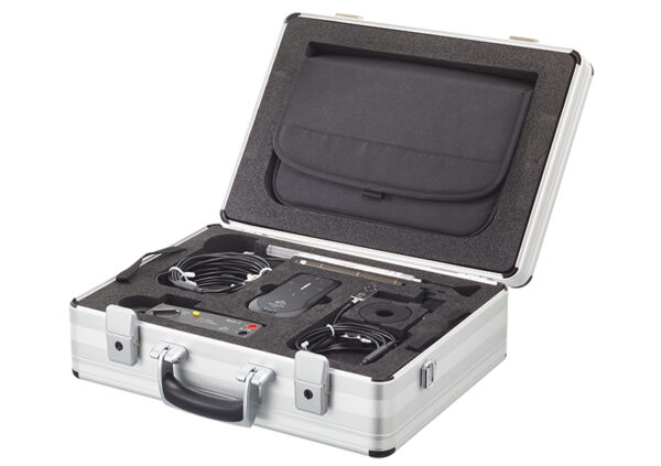 Piranha Premium ALU Case, upper level