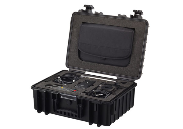 Piranha Premium Outdoor Case - upper layer
